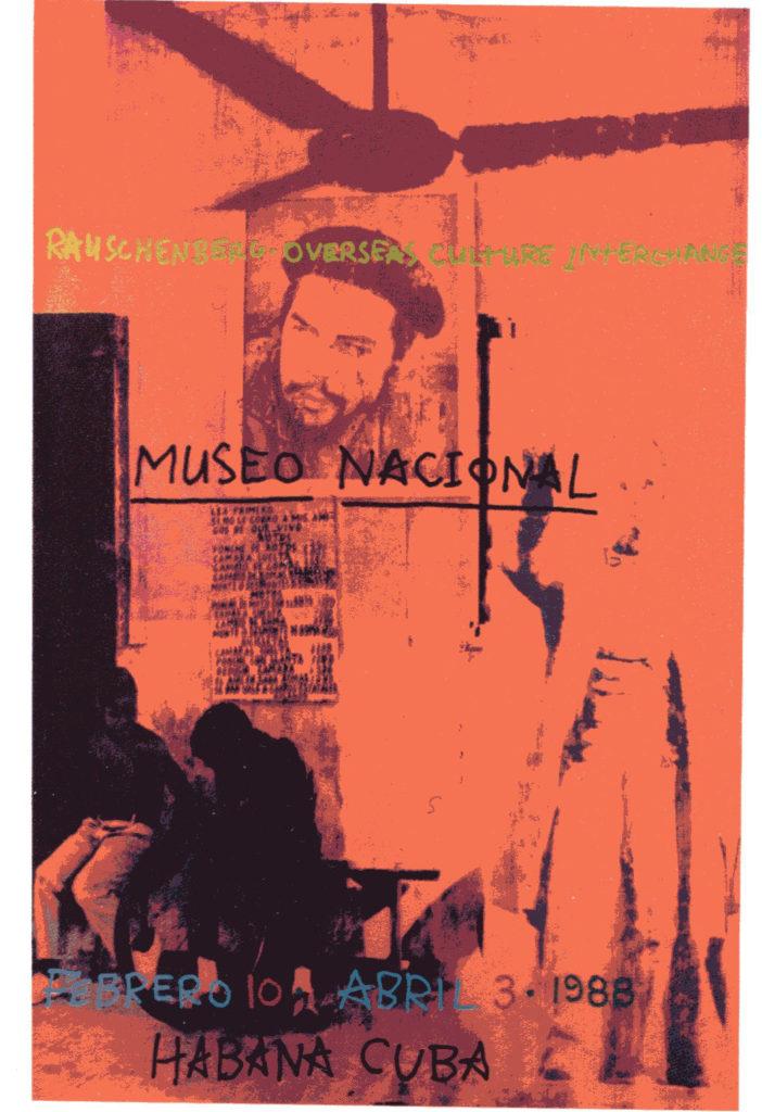 Afiche ROCI Cuba