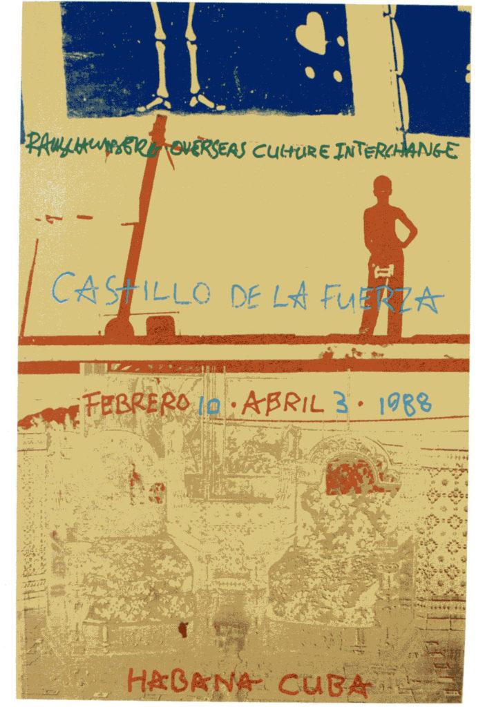Afiche ROCI Cuba II