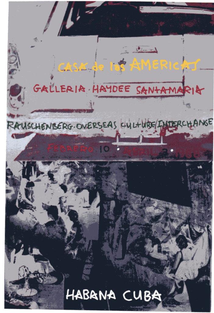 Afiche ROCI Cuba III