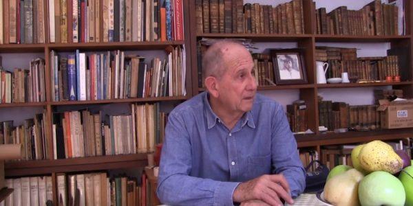 Conversación con Eduardo Vilches